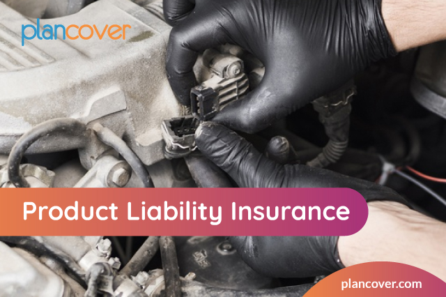 buy product liability insurance