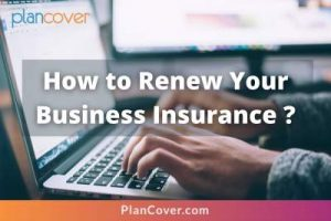 How to Renew Business Insurance